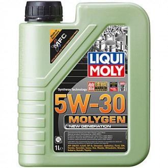 Molygen New Generation 5W-30