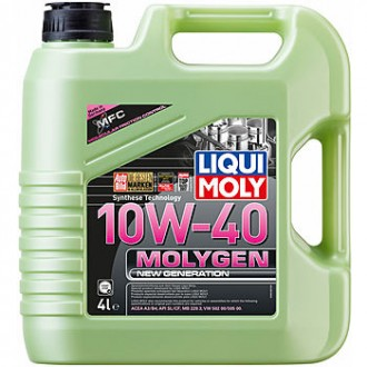 Molygen New Generation 10W-40