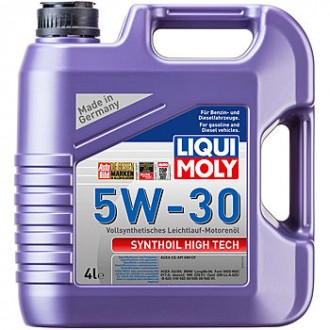 Synthoil High Tech 5W-30