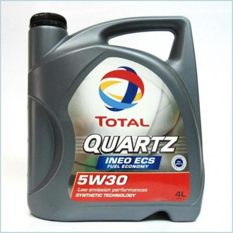 Масло моторное Total QUARTZ INEO ECS 5W30