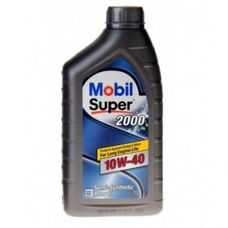 Масло моторное Mobil SUPER 2000 X1 10W40