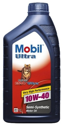 Масло моторное Mobil ULTRA 10W40