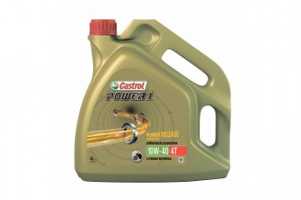 Масло моторное Castrol Power 1 4T 10W-40