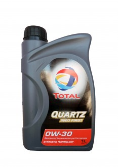 Масло моторное Total QUARTZ INEO FIRST 0W30