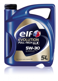 Масло моторное ELF Evolution FullEvolution Full-Tech LLX SAE 5W30
