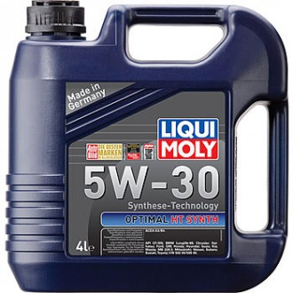 Масло моторное Liqui Moly Optimal HT Synth 5W-30